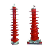 Composite Electrification Railway Protection for Lightning Arrester Hy5wt