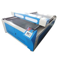 1300*2500MM CNC Fabric Laser Engraving Cutting Machine HQ1325