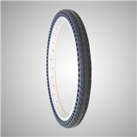 20*1.75 Inch Air Free Solid Colorful Tire for Bicycle