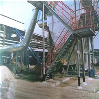 Bulk Material Handling Tube Chain Conveyor