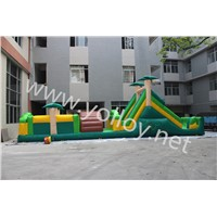 Commercial Inflatable Obstacle Course,Interactive Inflatables,Inflatable Sports Games
