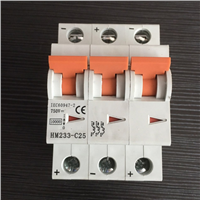High Quality 1P,2P,3P,4P 12VDC-1200VDC DC MCB Miniature Circuit Breaker