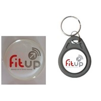 Printed 3D Epoxy Resin Stickers in Keychains,Earphones Decoration