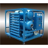 Vacuum Transformer Oil Disposal Machine