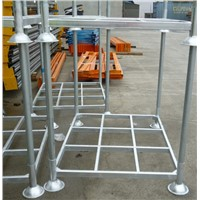Steel Crowd Barrier Stillage Forklift Stillages for Event Fence
