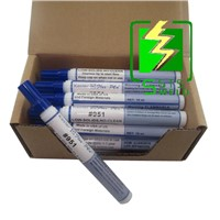 lead-free disposable liquid sodering flux pen
