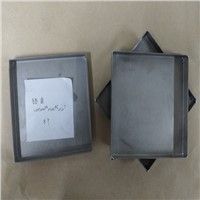 high quality precision tungsten machined parts case