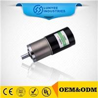 120w electric high speed high torque dc motor