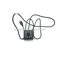 1.3mp Mini Infrared Camera,Night Vision USB CCTV Camera