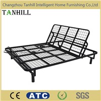 Electric modern home furniture adjustable bed