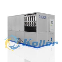 KOLLER commercial edible ice cube machine 1ton to 25tons