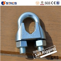 US Type Malleable Wire Rope Clamps