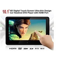 "10.1"" HD Digital TFT Ultra-thin Cover-up Car Bracket DVD Player 1080P"