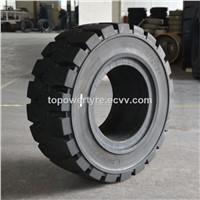 355/65-15 Forklift Tire,385/65-24 Solid Forklift Tyre, 445/65-24 Forklift Solid Tire