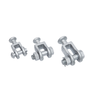 Electrical Overhead Line Fittings Q/QP/QH Type Ball Clevis Socket