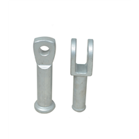 Forged Iron Socket and Ball Type Insulator End Fitting