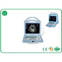 Fully Digital type b Laptop Ultrasound Scanner with duable power supply mode