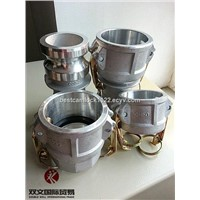Top quality Aluminum camlock couplings from Doublewell China