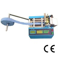 Automatic cutter for velcro/tape/strap/ribbon/zipper