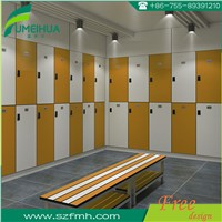 Fumehua 2 Doors Spa Locker