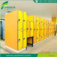 Fumeihua 2tiers School Locker for Student