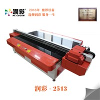 Plastic Card Inkjet Printer Large Size Metal 3d UV Printer