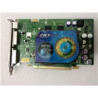 PNY 7600GT Graphic Video Card PCI-E X16 for Philips Ultrasound IU22/IE33 Repair P/N 453561270341