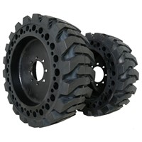 Skid Steer Tire (10-16.5) with High Quality
