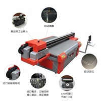 Printing Machinery UV LED Flatbed Label Printer with 6 Toshiba Print Heads