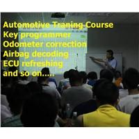 Electronics training course key program odometer correction ECU ,Auto Diagnostic