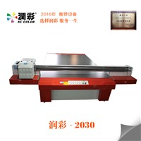 Digital Flatbed Inkjet uv wood printer price High speed Wood Floor Printing Machine