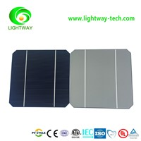 125mm*125mm mono full busbar 2BB3.1W A Grade solar cells
