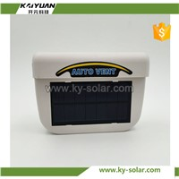 Best selling car air conditioning fan solar car fan