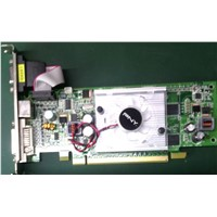 PNY 9400GT 3D4D Video Graphics Card 1GB PCI-E 2.0 X16 for Philips Ultrasound HD11/H15 Parts