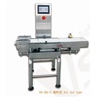 Check Weigher, online weight checking machine