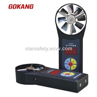 Gokang explosion proof wind aemometer, best quality vane anemometer