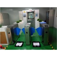 ESD(Electronic Static Discharge) Flap Barrier Entrance Control System