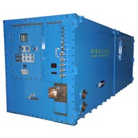 Explosion-proof variable frequency drive