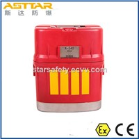 K-S40 chemical oxygen self-rescuer,CE certified underground mining self rescuer
