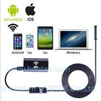 Mini WiFi Endoscope Camera with Android or IOS Mobilephone Camera for Motor/Engine Detection