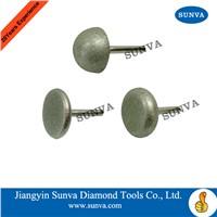 SUNVA-DC Diamond Carving Tools Grinding Wheels/Diamond Plated Wheel/Diamond Tools