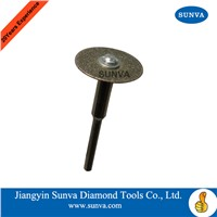SUNVA-SY-1 Mini Diamond Coated Blades/Cutting Blades