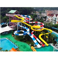 [Sinofun Rides] Water Park Equipments, Big Water Slides for Sale