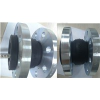 DN65 PN25 floating flange rubber damper