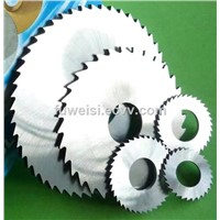 HSS Slot-Making Saw Blade