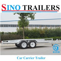 Australian Galvanized Heavy Duty Tandem Car Carrier Trailer