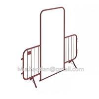 Event Crowd Control System Barricade Walkway Gate Entrance