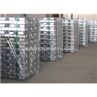 Aluminum Ingots P1020 99.7% Purity Factory Price
