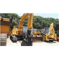 Japanese Sumitomo Excavator Used Crawler Excavator S280 Original Japan Digger Cheap Digger