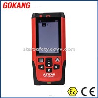 Portable explosion proof laser distance meter, best quality easy use laser distance meter